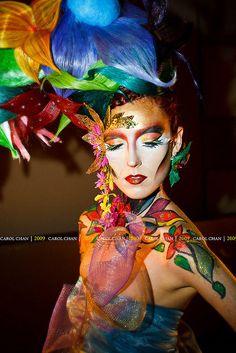 1000+ Images About Creative Hair On Pinterest | Fantasy Hair Hair Shows And Fairytale Hair