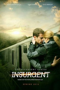 Theo James & Shailene Woodley as Tobias/Four & Beatrice/Tris Theo James, Theo Theo, Veronica Roth, Tris Et Tobias, Tris And Four, Divergent Trilogy, Divergent Insurgent Allegiant, Movies Coming Out, Two Movies