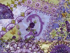 Center detail by Susie W, via Flickr