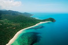 One of the only places in the world where two World Heritage Listed sites meet. The Daintree & Cape Tribulation Rainforest meets the Coral Sea and Great Barrier Reef. Beautiful isn't it just?...