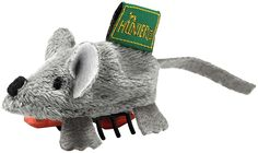 Hunter International Cat Toy Running mouse, 5 cm grey, incl. battery *** Check out this great product. (This is an affiliate link and I receive a commission for the sales) #Kitty