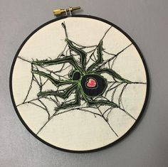 6 inch $33 with shipping. Free motion embroidery. painted hoop. Handmade by me!  First PayPal address and zip code is claimed.  Invoices sent next day. Mailed after payment is received.  #instasale #freemotion #makestuff #forsale #embroidery #handmade