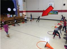 CONE Hole: A Simple Twist to a Classic Lawn Game! – Gopher PE Blog