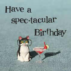 Have a spectacular birthday!