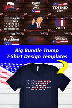 Build The Wall Trump, T Shirt Design Template, Get It Now, Presidential Election, Funny Tshirts, Bubble, Count, Shirt Designs, Ads
