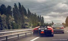 Slower traffic move over. Gumball 3000, Automotive Art, Lamborghini, Ferrari, Getting Out, Cars, Vehicles, Edm, Wheels