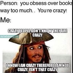 I love books way too much so I can relate to this a lot