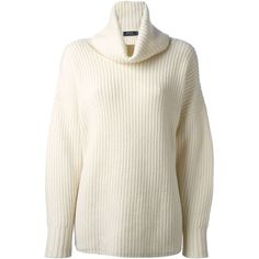 Polo Ralph Lauren Ribbed Turtle Neck Sweater ($142) ❤ liked on Polyvore featuring tops, sweaters, shirts, jumpers, white ribbed turtleneck, polo ralph lauren sweater, white turtleneck, turtle neck shirt and turtleneck shirt