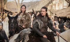 The Last Kingdom recap: season one, episode two – Alfred's Wessex plan could be great | Television & radio | The Guardian
