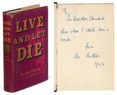 February 6th, July 18th, Charlie Higson, James Bond Books, Licence To Kill, The Secret History, The Book, Let It Be, Live