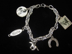 HORSE CHARM BRACELET by acjewelrystore on Etsy, $13.00