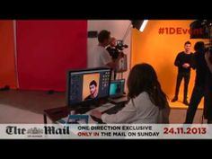 One Direction Behind The Scenes - Event Magazine