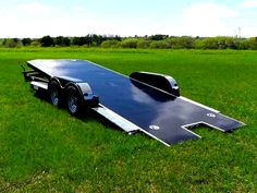 Car Hauler Trailer - Texas Trailer Supply Model CHT0005 - Picture 4