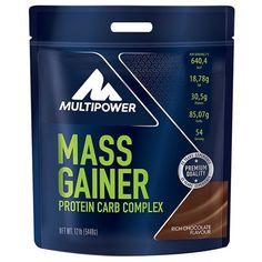 Mass Gainer 5440 g - Complex Proteic Masa Musculara - Vanilie Mass Gainer, French Vanilla, Chocolate Flavors, Drinks, Fitness, Drinking, Beverages, Drink, Beverage