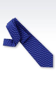 ネクタイ メンズ Giorgio Armani - ネクタイ シルクウール製 Giorgio Armaniオフィシャルオンラインストア