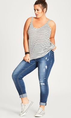Best summer 2017 outfit for plus size 48
