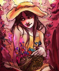 Flowerchild by Syrva on @DeviantArt
