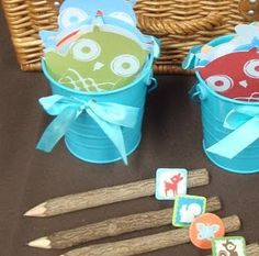 party perfect: owl baby shower
