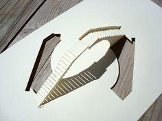 Steps Paper Art