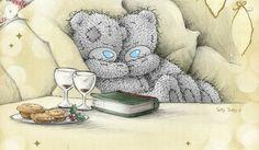 Florynda del Sol ღ☀¨✿ ¸.ღ Anche gli Orsetti hanno un'anima…♥ Tatty Teddy, Cute Images, Cute Pictures, Teddy Beer, Teddy Bear Pictures, Blue Nose Friends, Bear Illustration, Love Bear, Cute Teddy Bears