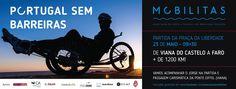 Tetraplégico Faz 1200km Em Bicicleta Adaptada