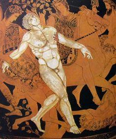 arte greca cratere - Cerca con Google