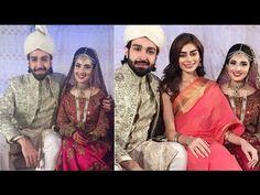 Azfar Rehman now got married
