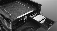 Truck Bed Organizers & Accessories | DECKED I need to get this for my truck. Like the truck vault but half the price...