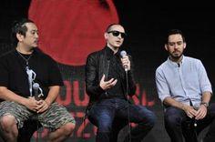 Son chanteur blessé, Linkin Park interrompt sa tournée nord-américaine - La croix