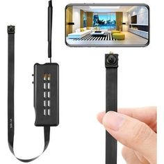 Usb Charger Camera, Wireless Spy Camera, Best Spy Camera, Hidden Spy Camera, Pinhole Lens, Nanny Cam, Little Camera, Security Cameras For Home, Diy Security Camera