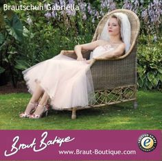 Brautschuh Gabriella