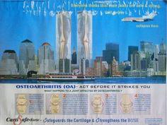 El atentado a las torres gemelas y la publicidad