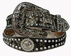 I just bought this belt! I loooove it - if I stand just right in the sun, I'm sure I could blind someone lol