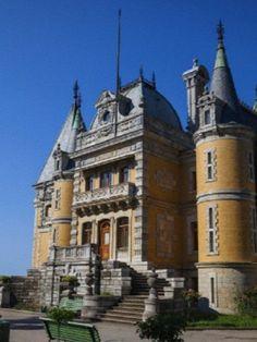 Massandra Palace.