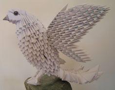 R2ailes: Alexia origami modulaire