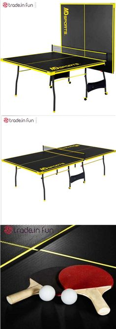 sets big ping pong table tennis indoor play 4piece sports activity folding - Ping Pong Tables For Sale