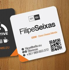 Mini square business cards are creative and cost effective innovation. Mini business cards are different from that same old style business cards design