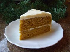 Holiday Pumpkin Cake