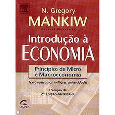 Introdução à Economia, N. Gregory MANKIW