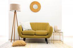 Canapeaua Kennet îmbină perfect simplitatea design-ului Scandinav cu nota caldă oferită confortului. Armonia rezultată din aceste contraste, face ca această piesă de mobilier să fie ideală în orice locuință. #homedecor #spring Sofa, Couch, Love Seat, Spring, Inspiration, Orice, Furniture, Mai, Design