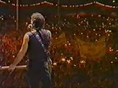 Bruce Springsteen - I can't help falling in love...Both my wedding song and BRUCE..DOESN'T GET ANT BETTER!