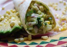 mexican egg salad