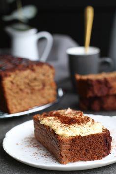 Gluten Free Snacks, Foods With Gluten, Healthy Baking, Healthy Desserts, Healthy Food, Healthy Recipes, Banana Recipes, Snack Recipes, Bread Cake