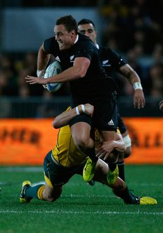 Israel Dagg Photo - New Zealand v Australia: The Rugby Championship