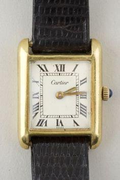 Antique Cartier Tank Watch