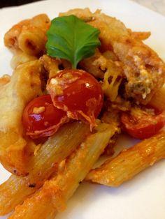 Pasta-ovenschotel - Lekker en Simpel