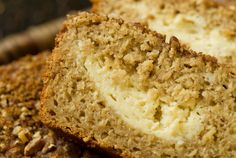 Cream Cheese and Applesauce Bread