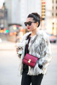Cozy Weekend :: Warm jacket