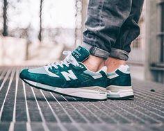 New Balance 998: Emerald