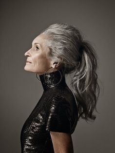 A Lifetime of Glamour – Meet Daphne Selfe Britain's Oldest Supermodel - House of Coco Daphne Selfe, Stylish Older Women, Beautiful Old Woman, Beautiful People, Older Models, Granny Chic, Ageless Beauty, Aging Gracefully, China Fashion